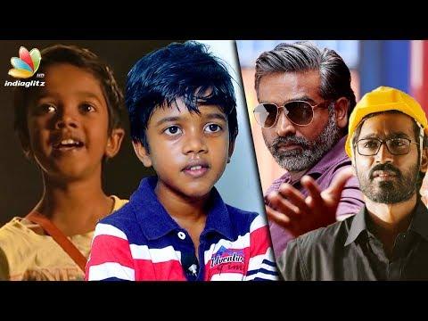 I chose Vijay Sethupathi, though I'm a Dhanush fan : Nithiyaraj Interview | Jil Jung Jak Promo kid