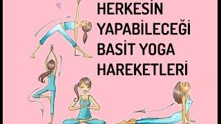 Herkesin Yapabileceği Basit Yoga Hareketleri