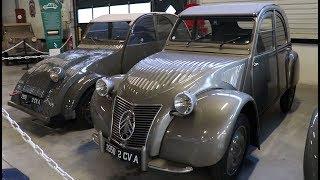 Conservatorio Citroën París - Informe - Matías Antico - TN Autos