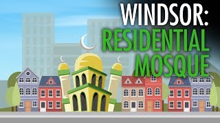 City of Windsor tip toes around illegal Mosque query