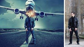 Standing man change background | photoshop manipulation tutorial cs6/cc