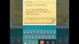 How to use 🆓 Internet On Telenor UC980HandlerUI