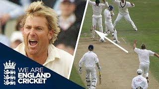 THAT Ball To Andrew Strauss: Shane Warne