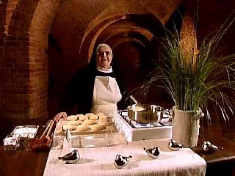 Siostra Aniela Pączki na Tłusty Czwartek