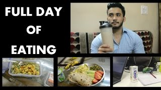 Full Day of Eating in Office | Bodybuilding Meals | Bulking Diet |