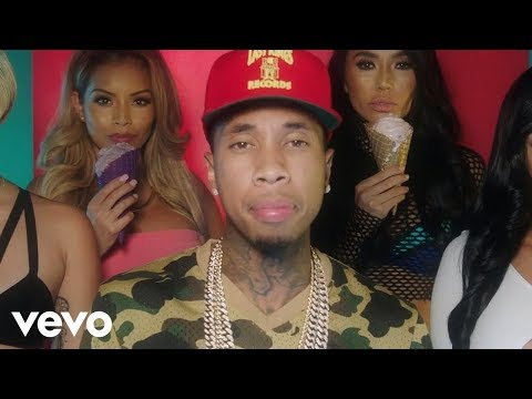 Tyga - Ice Cream Man