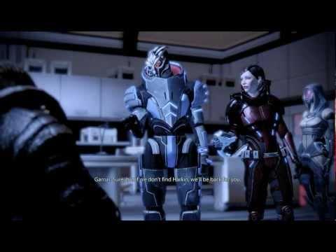Jenn Mass Effect 2 HD 45 - Bailey, Quarian in Trouble with Tali & Garrus, False Fade - Citadel A