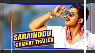 Sarainodu Comedy Trailer | Allu Arjun | Rakul Preet Singh |#TopTeluguMedia