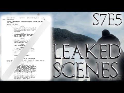 Xxx Mp4 Season 7 Episode 5 Leaked Scenes Game Of Thrones Season 7 Episode 5 3gp Sex