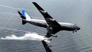 أنجح 10 حالات هبوط اضطرارى للطائرات