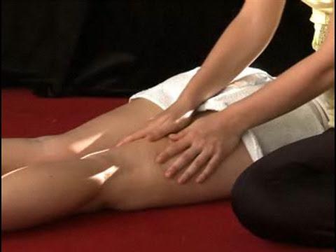 Cómo masajear las piernas