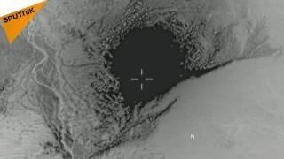 استفاده از بمب فوق العاده قوی در افغانستان توسط آمریکا