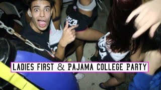 FIRST 2017 MECA COLLEGE  PARTY (Season 2 - Episode 1)