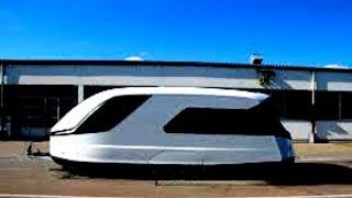 Most Uniquely designed caravans technology that  are changing the future of caravans ✅