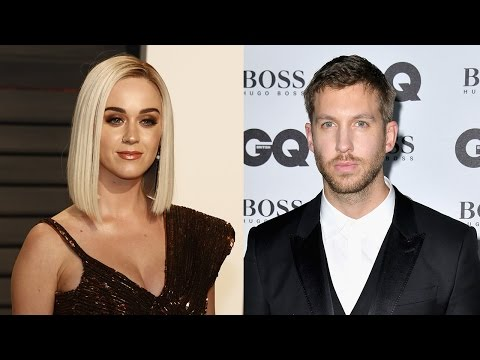 Katy Perry Teams Up With Calvin Harris On New Song & Internet Reacts