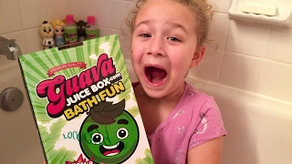 GUAVA JUICE BOX 2 UNBOXING! STAY JUICY!!!! SHE WAS SO EXCITED