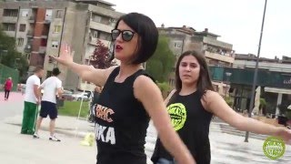 Zumba ® Fitness-Sia 2 Cheap Thrils by Nika & Tina & Alex  -MM 53