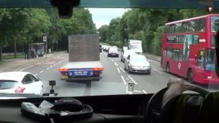 Truck'n'movies # 197 - Pomocna dłoń w Londynie