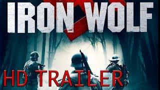 IRON WOLF 3D - UNCUT Teaser Trailer - IRON WEREWOLF (Werewolf Terror) horror splatter creature film