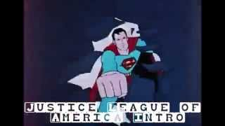 Justice League of America Intro 1966