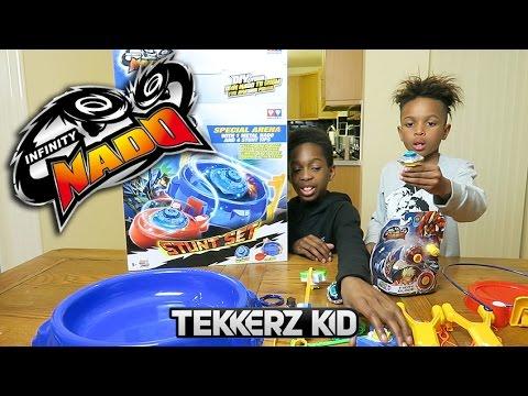 Xxx Mp4 Tekkerz Kid Vs It S Romello INFINITY NADO Challenge Ad 3gp Sex