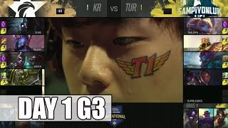 SK Telecom T1 vs SuperMassive | Day 1 Mid Season Invitational 2016 | SKT vs SUP MSI 1080p