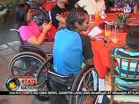 SONA: PWD bill na nagpapalawig ng benepisyo para sa mga may kapansanan, pinirmahan na ni PNoy