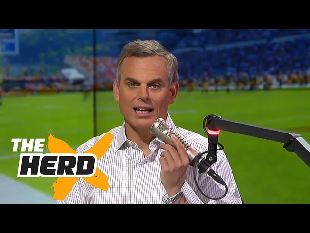 Colin explains why 'fair is overrated' | THE HERD