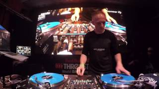 DJ ND - Red Bull Thre3style Belgium Finals 2016