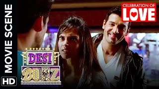John's Love At First Sight | Desi Boyz | Celebration of Love