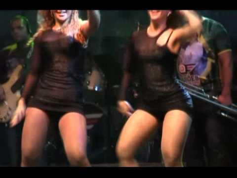 Aviões do forró com Xandy e as dançarinas em Solânea PB