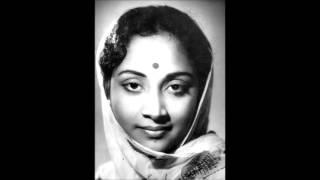 Geeta Dutt : Chhummak chhummak moraa baaje ghungharwa - Bahu Beti (1952)