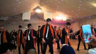 Epic Desi Wedding Dance