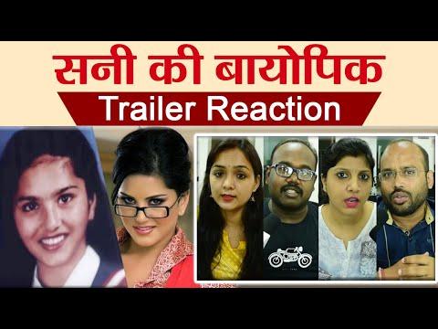 Xxx Mp4 Karenjit Kaur The Untold Story Of Sunny Leone Trailer Reaction Biopic FilmiBeat 3gp Sex