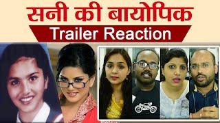 Karenjit Kaur - The Untold Story of Sunny Leone Trailer Reaction | Biopic | FilmiBeat