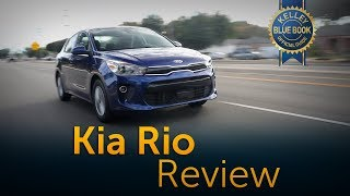 2018 Kia Rio – Review and Road Test