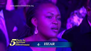 5 Facts for Spiritual Effectiveness new-Pastor Chris