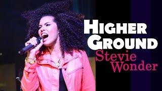 Stevie Wonder - Higher Ground - BELL LINS (cover)