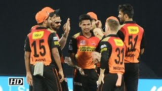 IPL9 SRH vs MI: Hyderabad thrash Mumbai by 85 runs