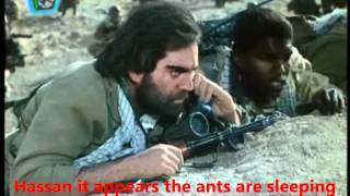 Iran & Iraq War, Freedom of Khoramshahr,  (Operation Beit ol-Moqaddas) mixed with real footage.