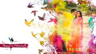 Telugu Cinematic Wedding / Jhansi & Hemanth Wedding Promo