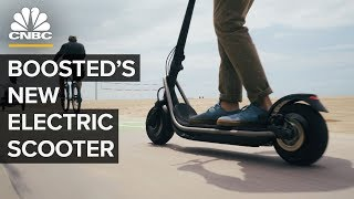Is Electric Skateboard Maker Boosted