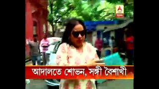 sovan chatterjee at court with baisakhi