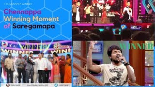 Chennappa Winning Sa Re Ga Ma Pa Season 11 FULL VIDEO