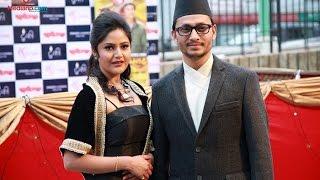 PASHUPATI PRASAD    Nepali Movie Premiere Show   Daily Exclusive News ( Media Np TV)