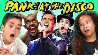 Kids React To Panic! At The Disco