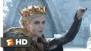 The Huntsman: Winter's War (2016) - I've Missed You Scene (8/10) | Movieclips