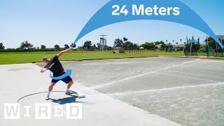 Why It's Almost Impossible to Shot Put 24 Meters | WIRED