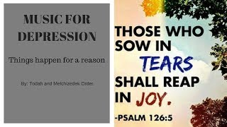 Things happen for a reason: By Todah and Melchizedek Order.