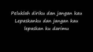 alexa-jangan kau lepas with lyrics